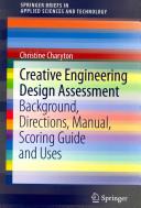 Creative Engineering Design Assessment PDF