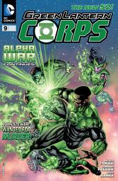 Green Lantern Corps (2011-) #9