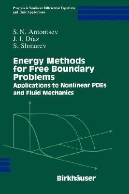 Energy Methods for Free Boundary Problems PDF