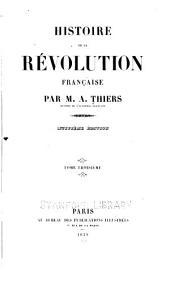 Histoire de la revolution française--: Volume3