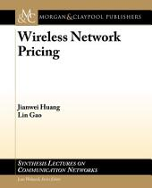 Wireless Network Pricing
