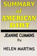 SUMMARY Of AMERICAN DIRT Book