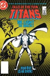 Tales of the Teen Titans (1984-) #49