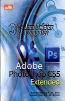 36 Jam Belajar Komputer Adobe Photoshop CS Extended PDF