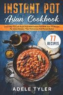 Instant Pot Asian Cookbook
