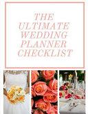 The Ultimate Wedding Planner Checklist PDF