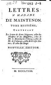 Lettres: Volume9