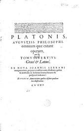 Platonos Hapanta ta sozomena