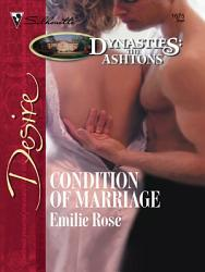Condition Of Marriage Book PDF