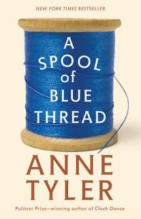 A Spool of Blue Thread Book