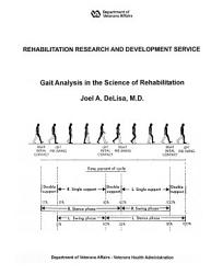 Gait Analysis in the Science of Rehabilitation PDF