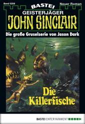 John Sinclair - Folge 0208: Die Killerfische