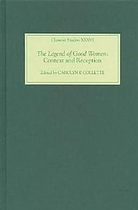 The Legend of Good Women Book