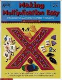 Making Multiplication Easy
