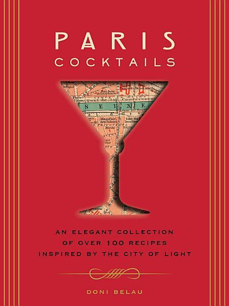 Download Paris Cocktails Book