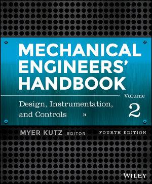 Mechanical Engineers  Handbook  Design  Instrumentation  and Controls PDF