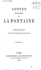 Contes et nouvelles de la Fontaine