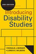 Introducing Disability Studies PDF