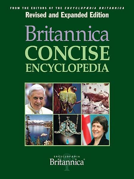 Download Britannica Concise Encyclopedia Book