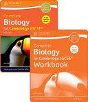 Complete Biology for Cambridge IGCSE®