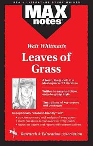 Leaves of Grass  Maxnotes Literature Guides  Book
