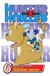 Hunter x Hunter, Vol. 6: NEN SENSE