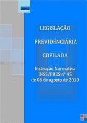 LegislaÇÃo PrevidenciÁria Copilada