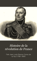 Histoire de la Revolution de France PDF