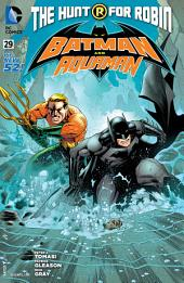 Batman and Robin (2011-) #29