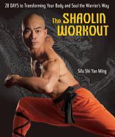 The Shaolin Workout PDF