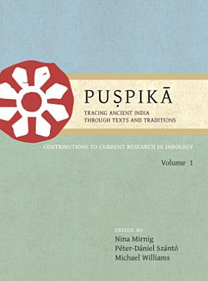 Puspika  Tracing Ancient India Through Texts and Traditions PDF