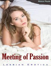 Meeting of Passion (Lesbian Erotica)