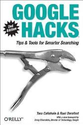 Google Hacks Book PDF