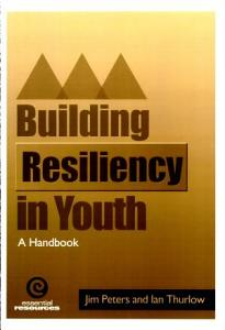 Building Resiliency in Youth PDF