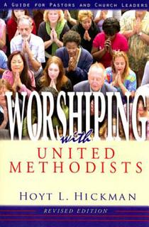 Worshiping with United Methodists Book