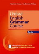 Oxford English Grammar Course PDF