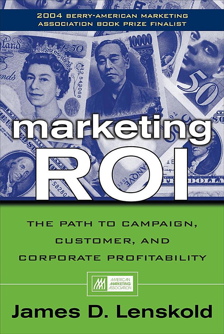 Marketing ROI