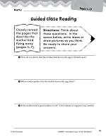 Are You My Mother? Close Reading and Text-Dependent Questions