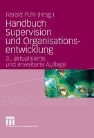 Handbuch Supervision und Organisationsentwicklung PDF