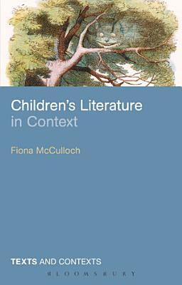 Children s Literature in Context PDF