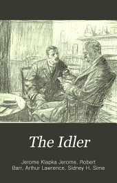 The Idler: An Illustrated Monthly Magazine, Volume 30