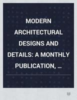 Modern Architectural Designs and Details PDF