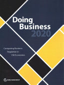 Doing Business 2020 PDF