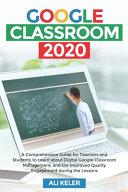 Google Classroom 2020 PDF