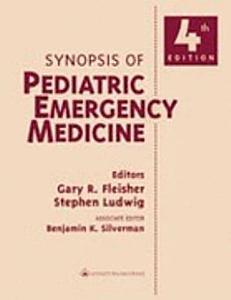 Synopsis of Pediatric Emergency Medicine PDF