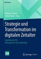 Strategie und Transformation im digitalen Zeitalter PDF