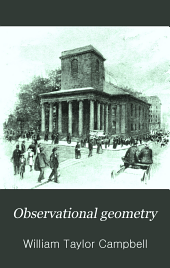Observational Geometry