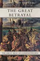 The Great Betrayal PDF