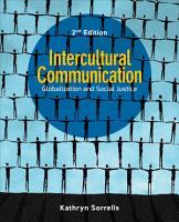 Intercultural Communication PDF