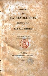 Histoire de la Revolution Francaise